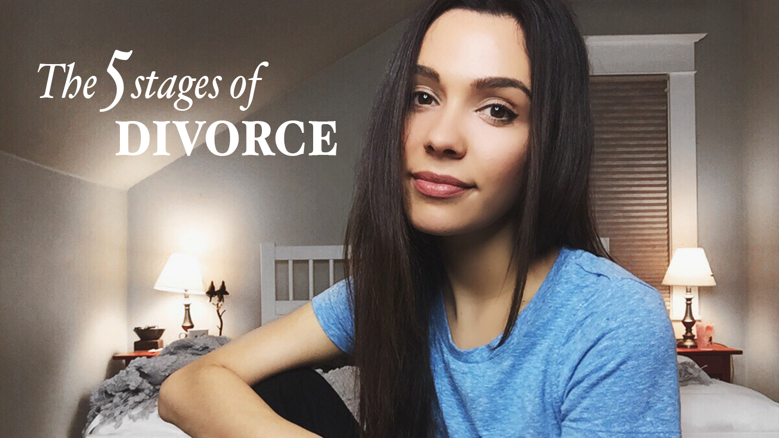 5 stages of divorce