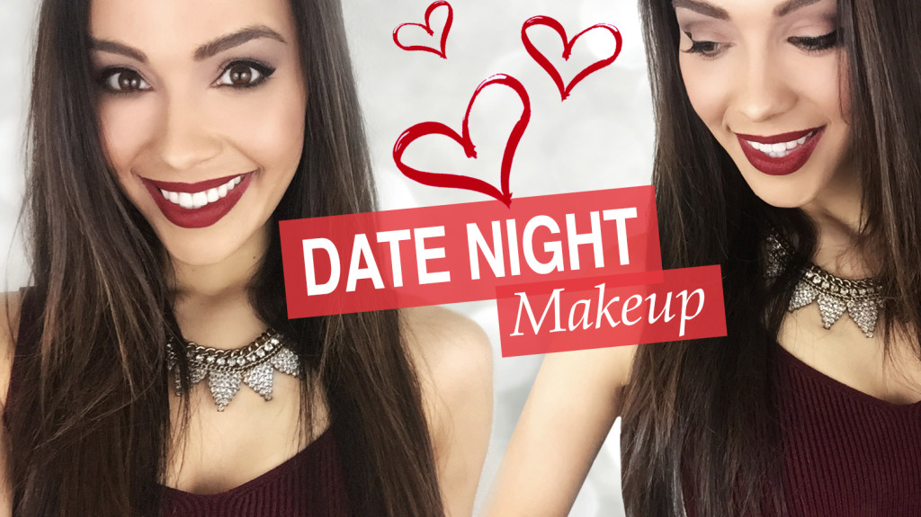 Date Night Makeup- Get Ready with Me