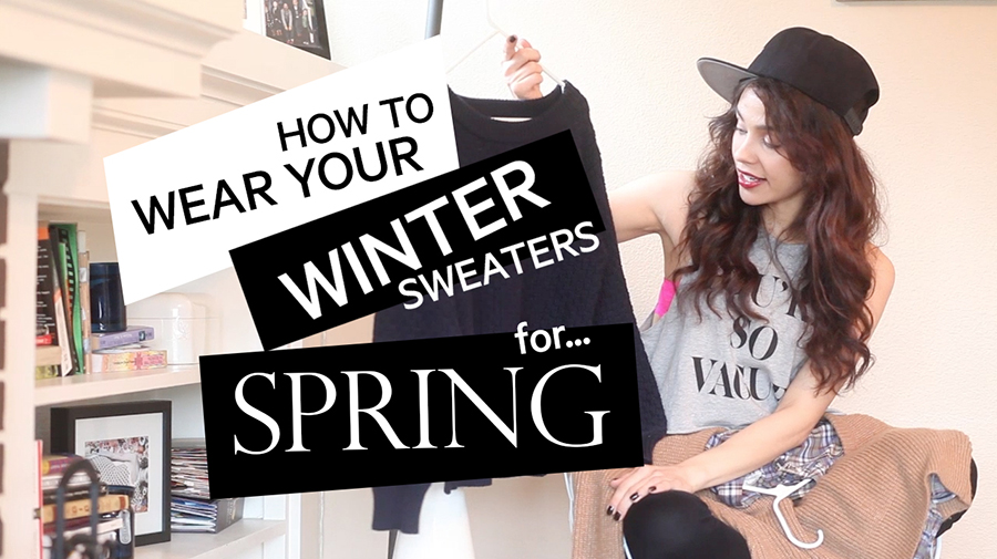 Winter to Spring Sweaters thumbnail xs