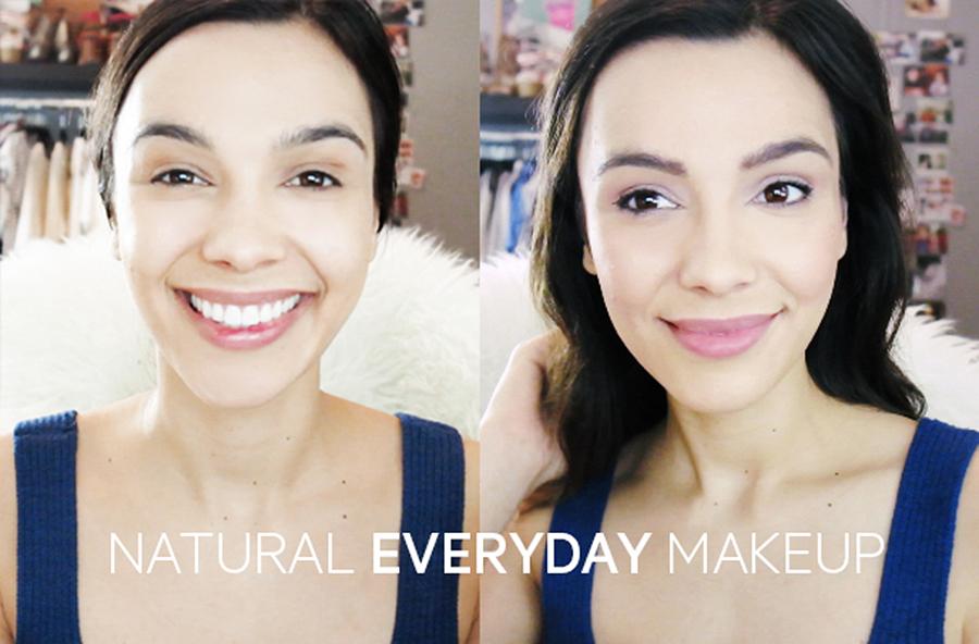 natural everyday makeup 2