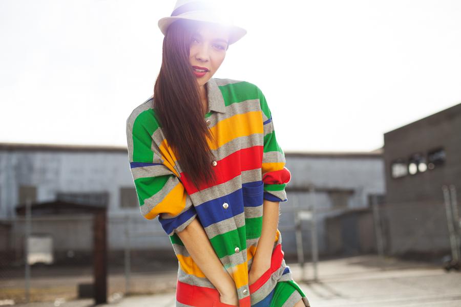 rainbow dress-100-2