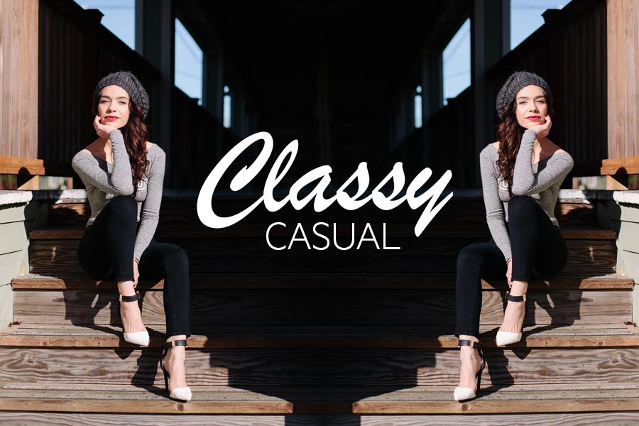 Classy Casual