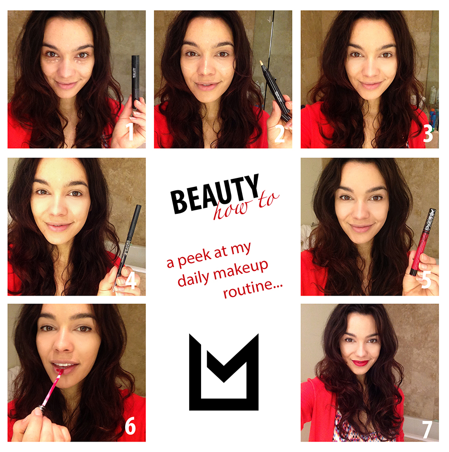 5 min Beauty Routine
