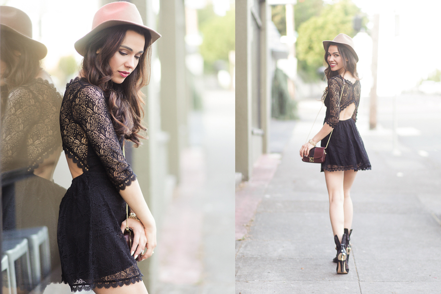 Black Lace- Shop Tobi
