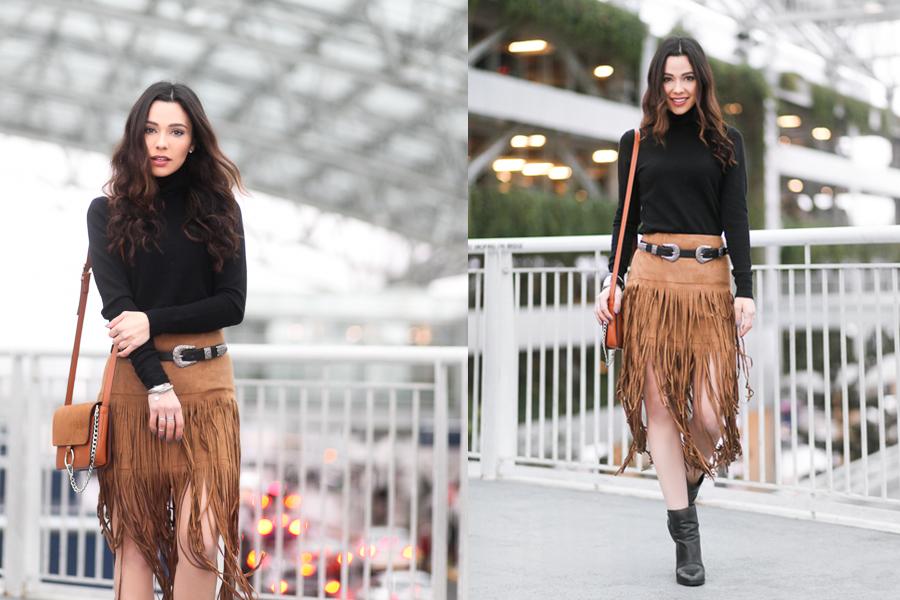 fringe skirt 04