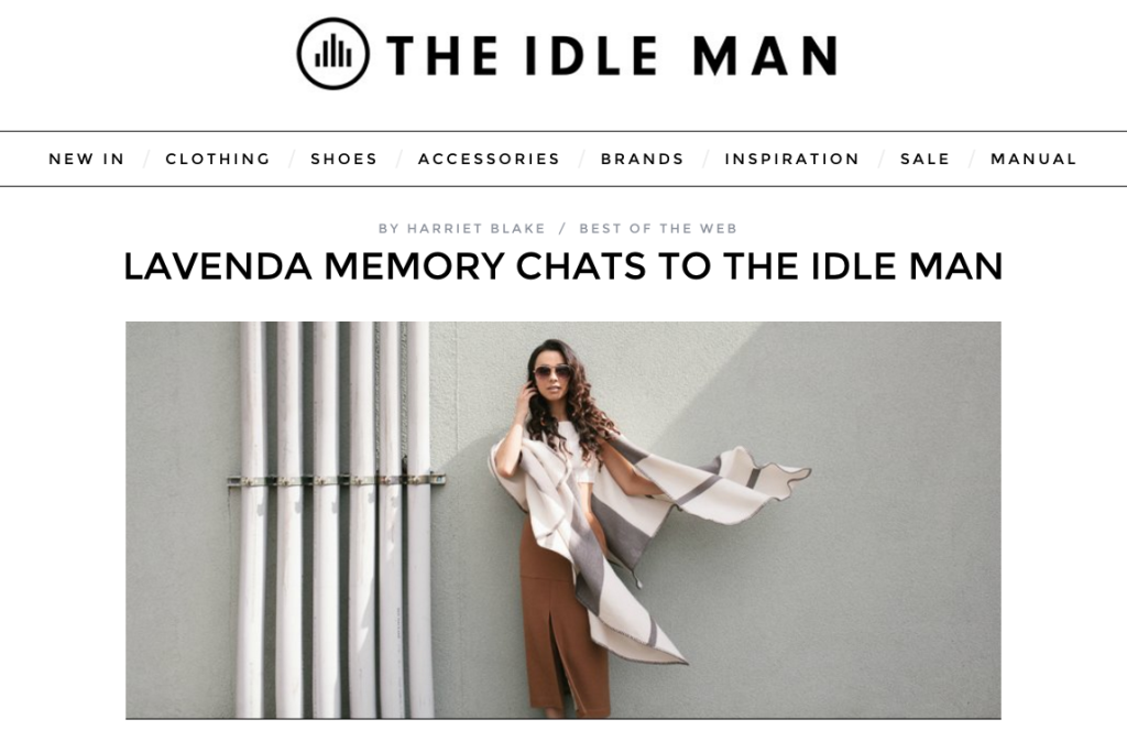 Idle Man Interview