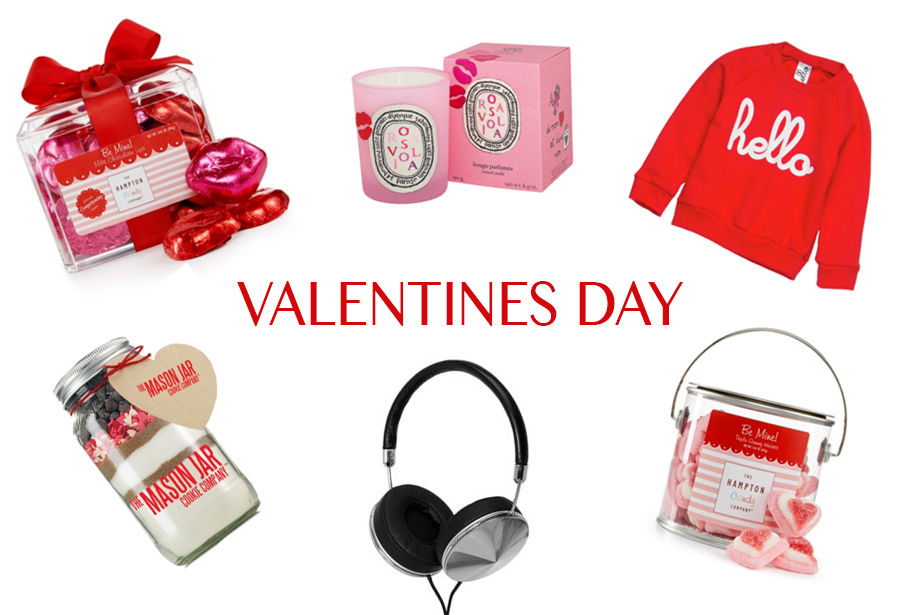 Valentine's Day Gift Guide for Him, Her & the Kiddo's