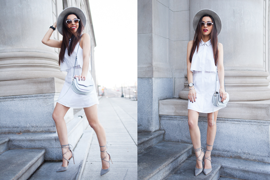 372284de94 See more WHITE looks HERE and HERE. Still looking for some new spring  pieces  See more at Tobi  Dresses