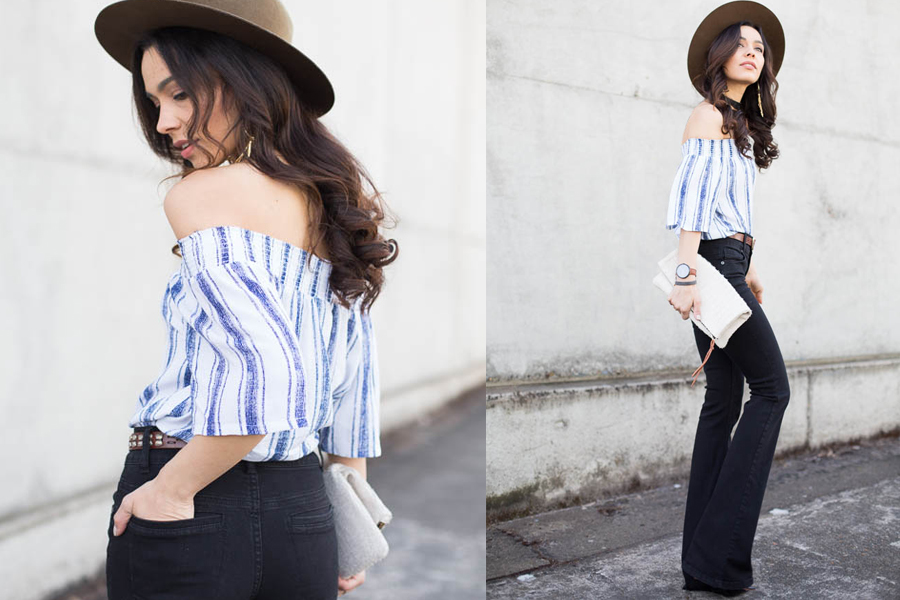 striped top 01