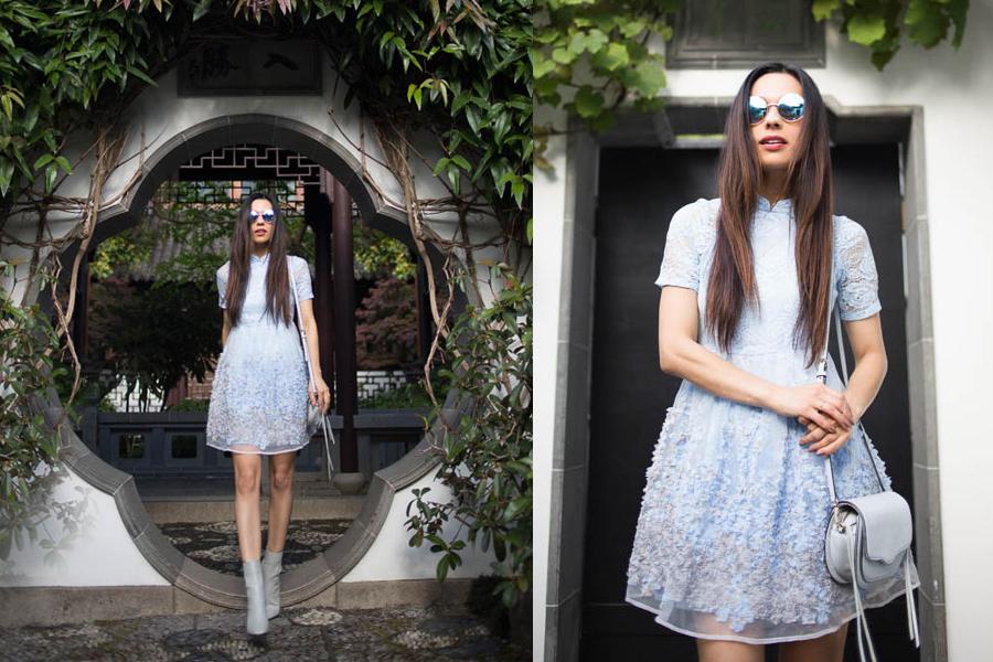 VIP me blue dress 01