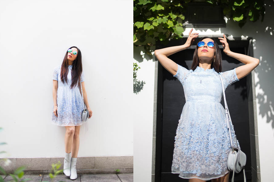 VIP me blue dress 03