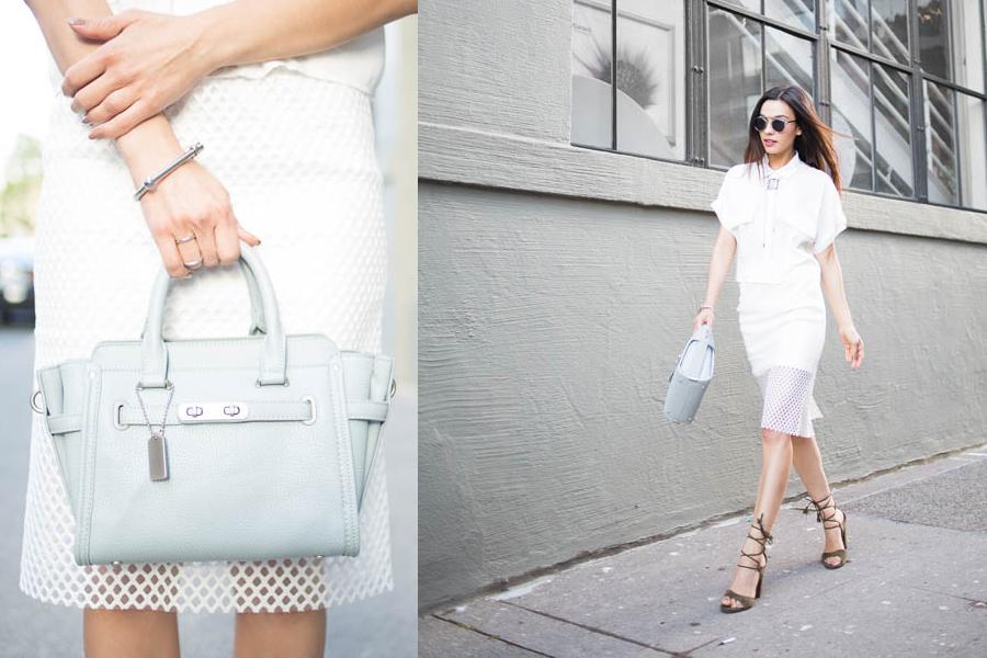VIP me white skirt 02