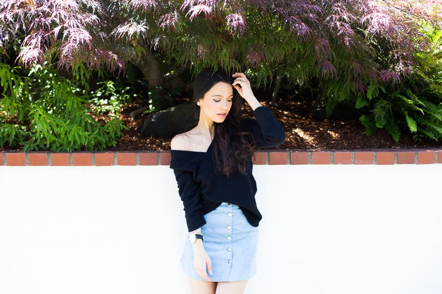 black cashmere sweater-101
