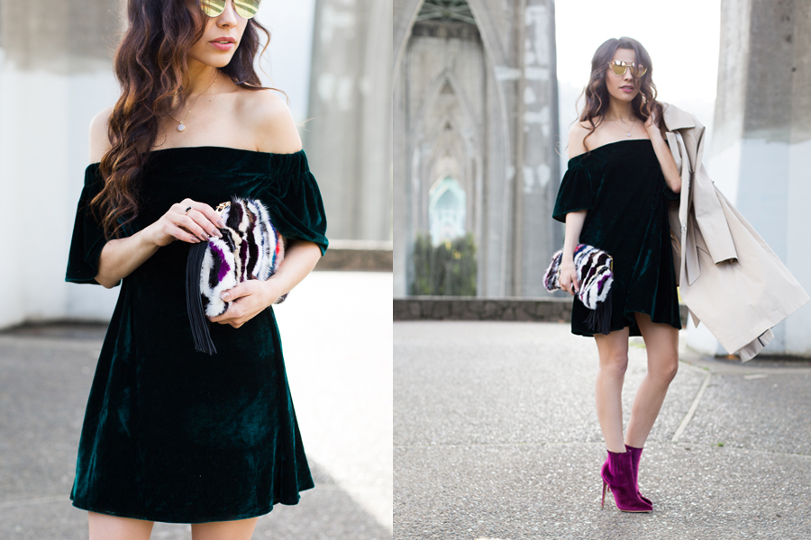 OOTD + Top Holiday Dresses under $50