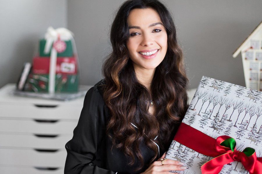 Get Gifted- Secret Santa Unboxing with NY&Co