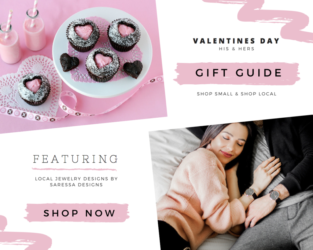 Valentines Day Gift Guide: Him & Her