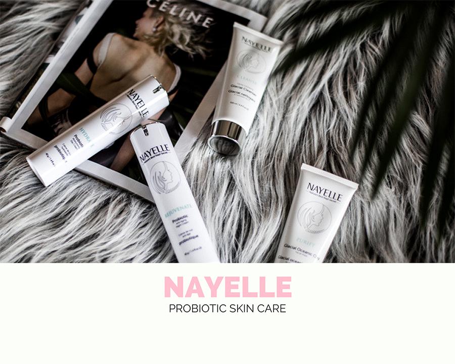 Nayelle- Probiotic Skincare
