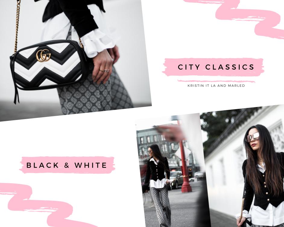 City Classics: Black & White