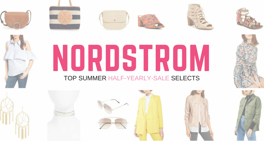 Summer Best of the Nordstrom Half-Yearly Sale