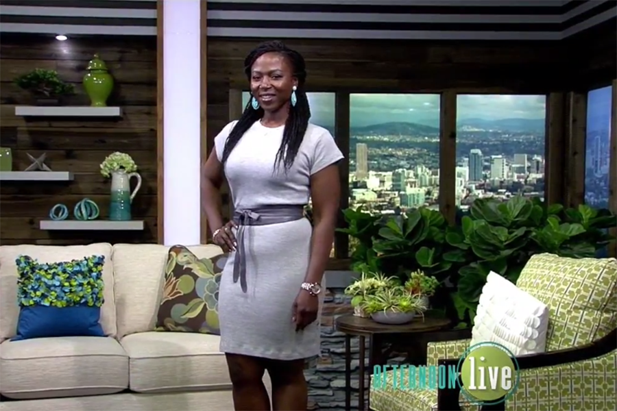 How to Dress for Your Body-type- Afternoon Live