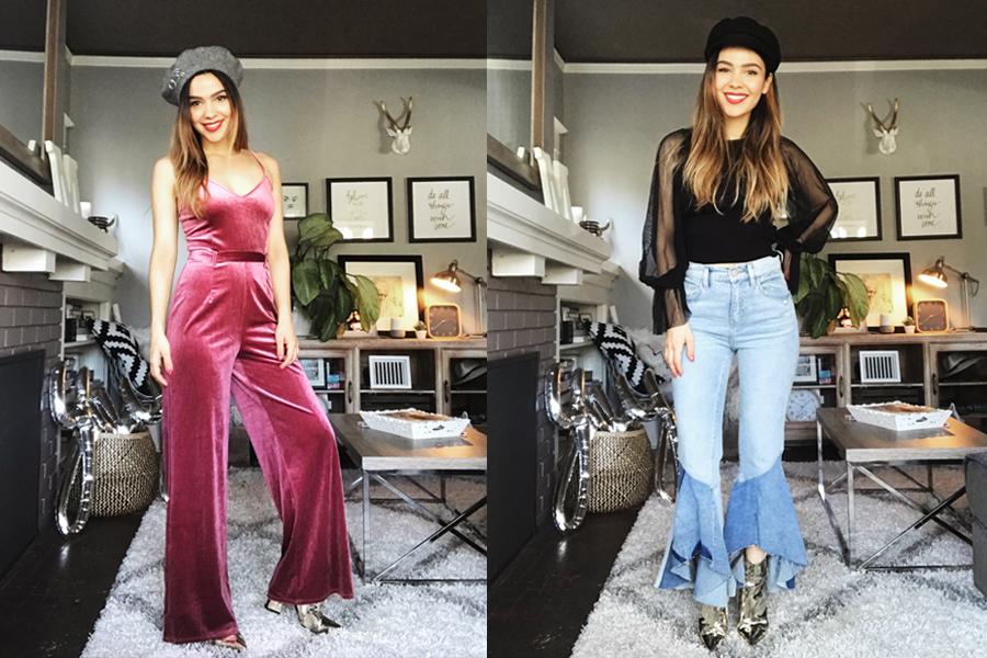Fall Haul & Style Lookbook