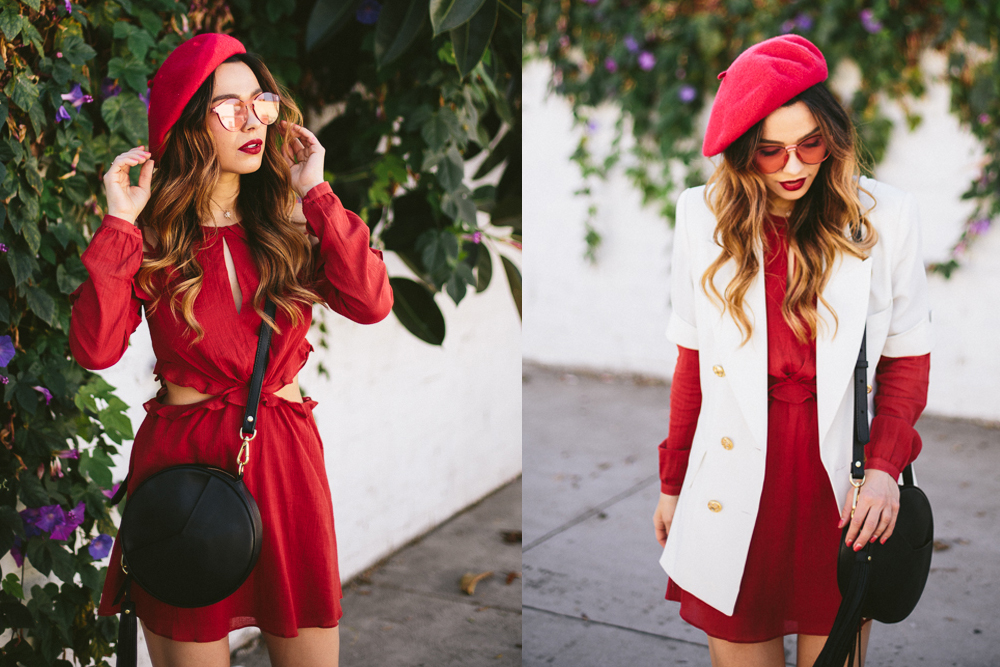 Red Trend & Vintage Finds
