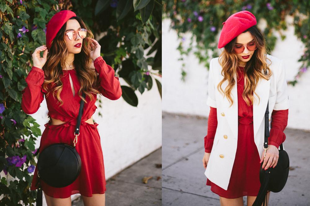 Red Trend & Vintage Finds