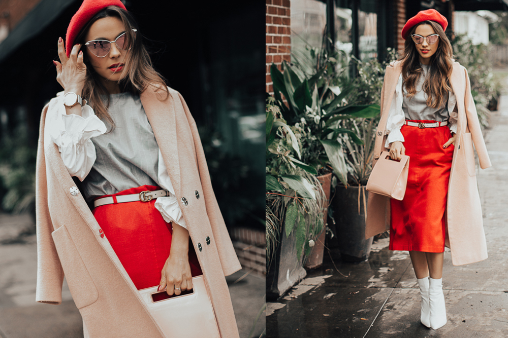 Valentine's Day Style Inspo + Shop Local