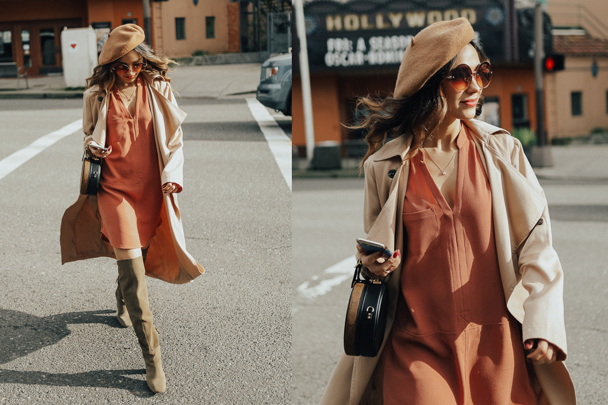 Spring Neutrals: 5 Top Trench Coats