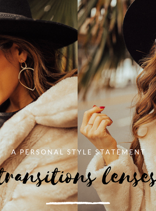 2019 Must Have Eyewear- Transitions Lenses