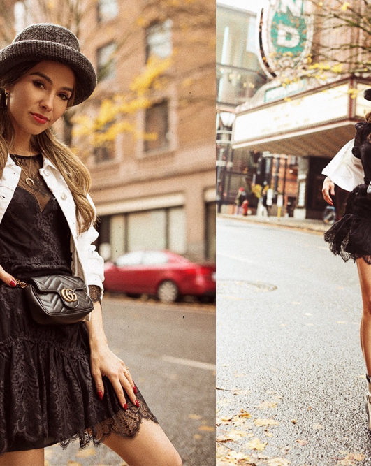 How to Dress Rocker -Chic in 3 Easy Steps