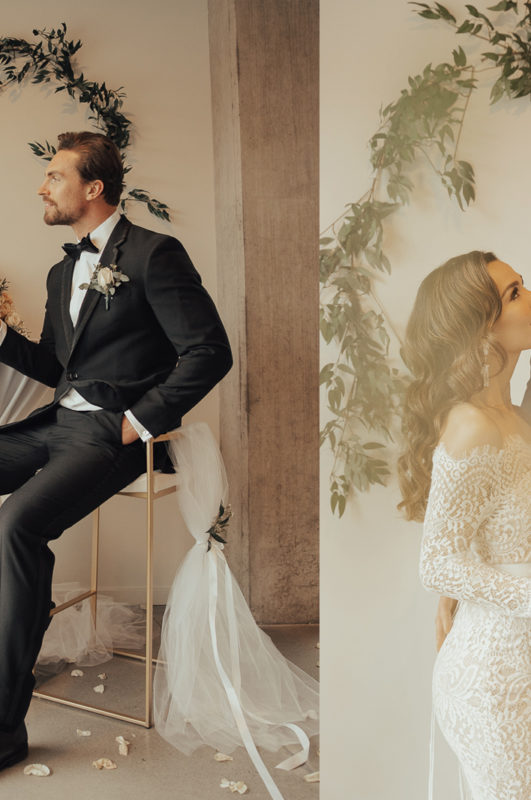How to Create a Beautiful Wedding on a Budget: Plus Our Little Secret